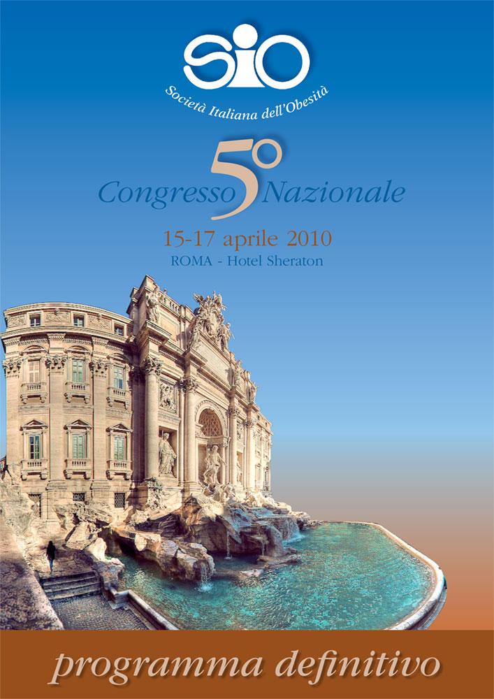 Congresso Nazionale SIO 15-17 aprile 2010